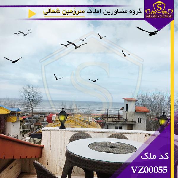 خرید ویلا ساحلی در حاجیبکنده
